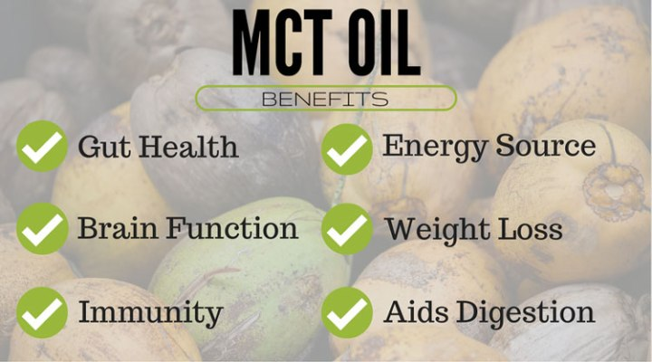 MCT Oil – Another Great Oil to add to yourdiet.