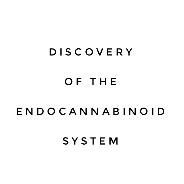 1992 discovery of the EndoCannabinoidSystem