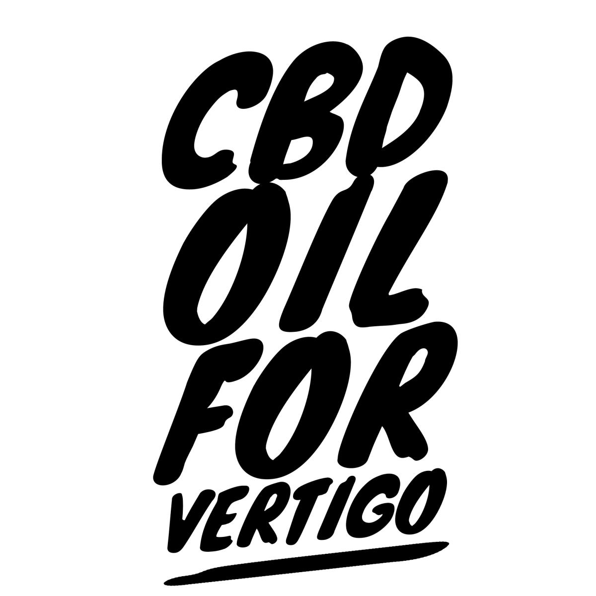 CBD Oil andVertigo