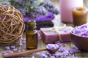 Using Oils to Calm and Relax after a busyday.